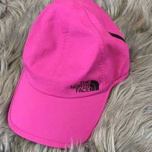 The North Face Pink Flashdry Hat Women's